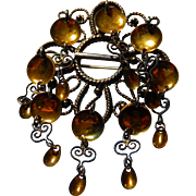 830 Solje Brooch Norway Wedding Brooch Elvik & Co