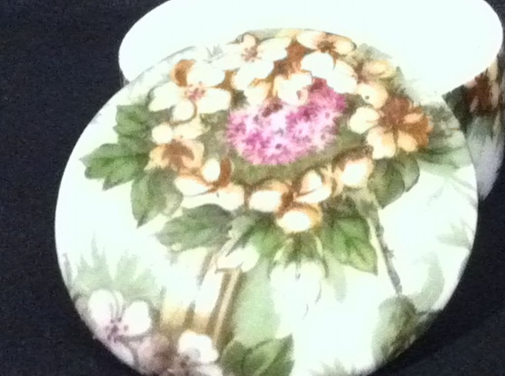 Porcelaine de paris limoges trinket box from classicvintage on ruby lane - Porcelaine de limoges ...