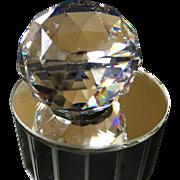 Rare SWAROVSKI Crystal Rolls Royce Paperweight