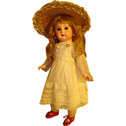 Antique Jumeau Tete Bebe #6-circa 1885, Beautiful and Reasonable Pricing!