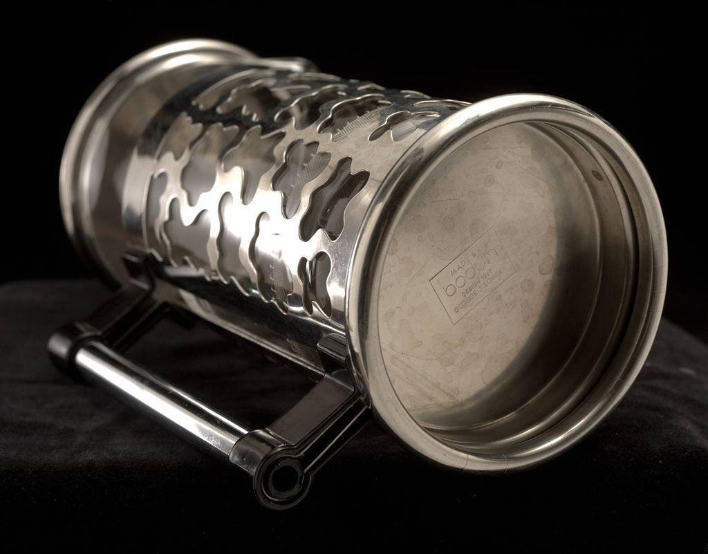 Rare Memphis Design Era Boden Coffee Maker Designed By