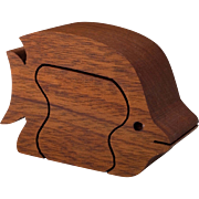Larissa Scott Trinket Box Wood Puzzle