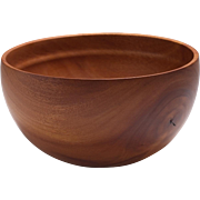 Turned Wood Bowl by J. T. Doyen