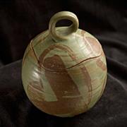 Vintage 1950's-1960's Rose Dodds Ceramic Lidded Pot, Eames mid century HEINO CABAT Era