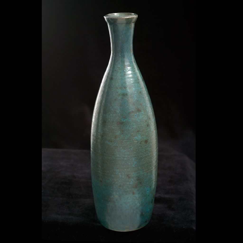 A Fine Mid-Century Modernist Vase by Mobach Utrecht Pottery, Holland