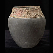 Vintage Wright Raku Vase