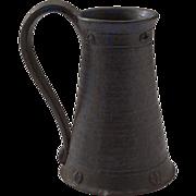 Rare 1960's -70's John Kostelic Dogtown Ceramic Mug
