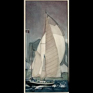 Original Don Maitz Acrylic Painting