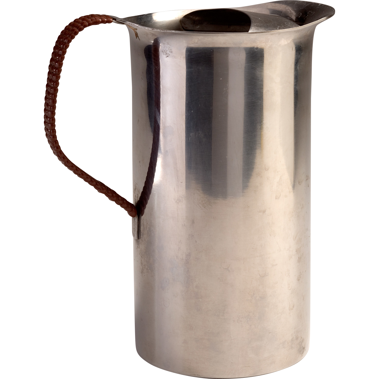 Aage Helbig Hansen Designed Scania Made in Denmark Stainless Pitcher