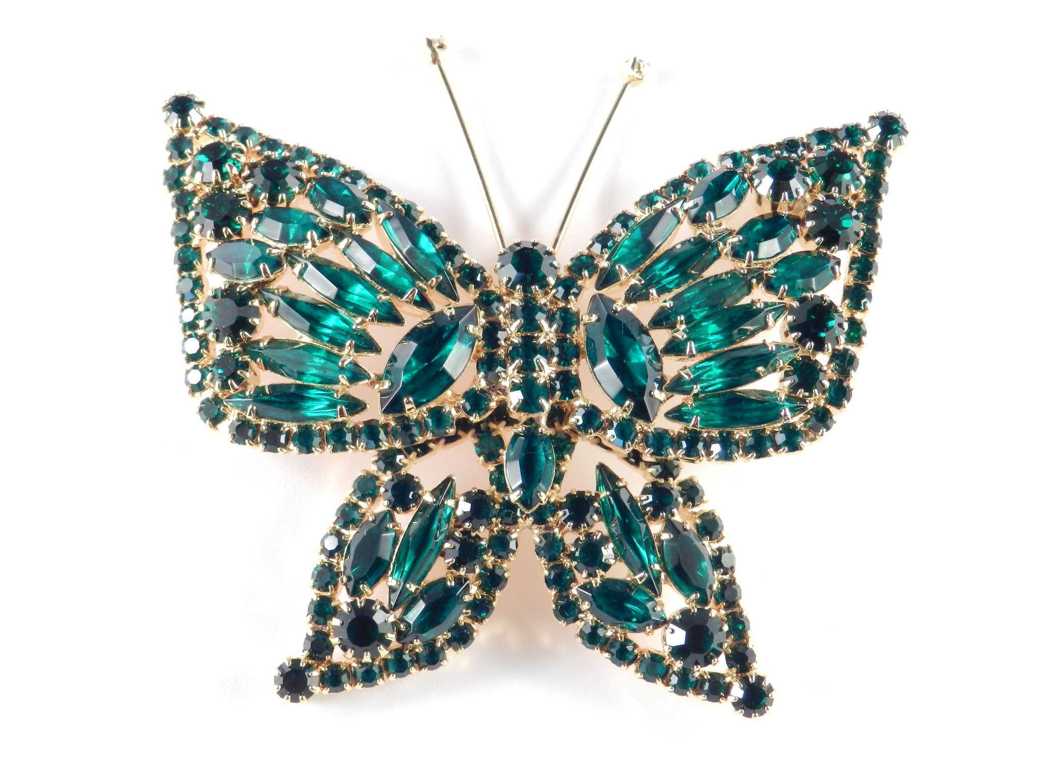 Vintage Butterfly Pins 49