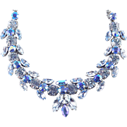 Regency Rhinestone Necklace