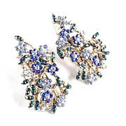 DeMaria Rhinestone Earrings