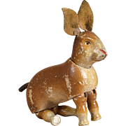 Schoenhut Painted Eye Rabbit