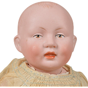 Alt Beck & Gottschalk Dimpled Character Baby 10.5 Inches