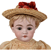J. D. Kestner 143 Character Child 17.5 Inches