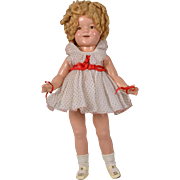 22 Inch All Original Ideal Shirley Temple Doll