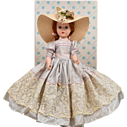 MIB Nancy Ann Style Show Summer Afternoon 1903 - 18 inches tall