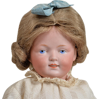 Rare Kestner 185 Character Child - 11 Inches Tall