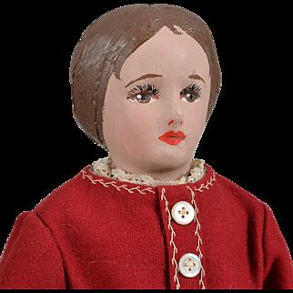 Near Mint Martha Chase Lady Doll - 14.5 Inches