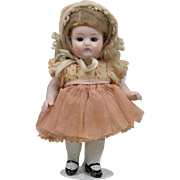 Chubby All Bisque Child - 5.5 Inches