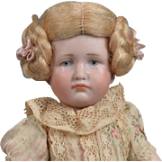 """Tiny Kammer & Reinhardt 114 """"Gretchen"""" Character - 7.5 Inches"""