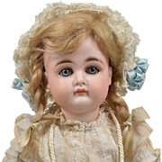 Early Closed Mouth Kestner Pouty - 11 Inch