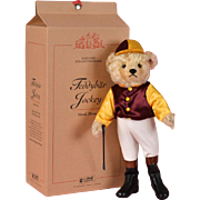 Steiff Jockey Teddy Bear Club Exclusive - 2003