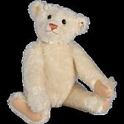 White Steiff Replica Teddy Bear - 23 Inches