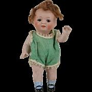 Kestner All Bisque Toddler - 4.5 Inches