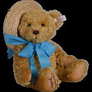 """Steiff Enesco """"Cherished Teddies Daisy Bear"""" - 13 Inches"""