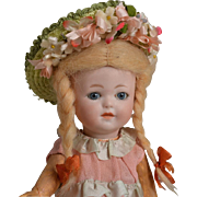 Cute Heubach Character Toddler - 7.25 inch