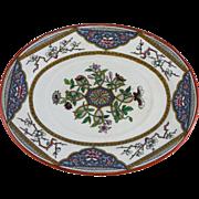 Antique Petite Minton Transferware Platter