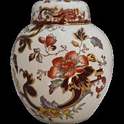 Large Mason's Ginger Jar