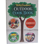 1961 Vintage Betty Crocker's Outdoor Cook Book