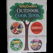 1961 Vintage Betty Crocker's Outdoor Cook Book