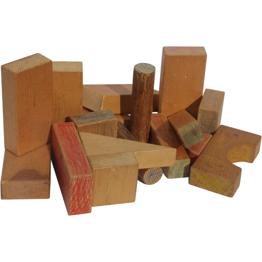 Big Wood Blocks ~ Large toy blocks pictures to pin on pinterest daddy