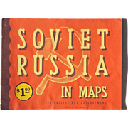 1944 Soviet Russia in Maps It's Origins and Development