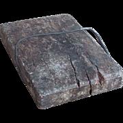 Antique Quarried Oil Whet Stone