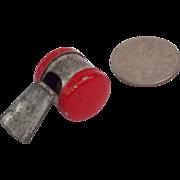 1920's-30's Cracker Jack Tin Toy Whistle Prize