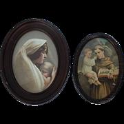 Vintage Religious Lithographs