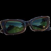 1960's Cool-Ray Polariod 105 Vintage Sunglasses