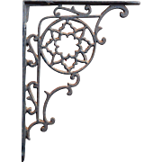 Vintage Cast Iron Bracket