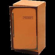 Vintage Wolverine  Frost Free Refrigerator