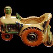 'John Deere' Vintage Planter