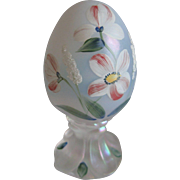 Fenton Limited Edition Collectible Egg
