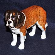 Beswick St. Bernard Dog Figurine