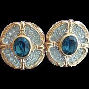 Fab Faux Earrings, Joan Rivers