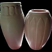 Rookwood Studio Vases