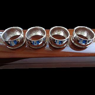 Sterling Child or Tea Napkin Rings