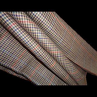 Scottish Tweed Fabric